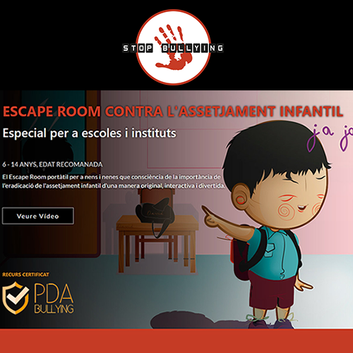 Stop Bullying (Escape Room Portatil)